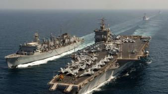 Aircraft carrier carriers wallpaper