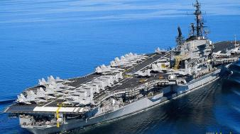 Aircraft carriers wallpaper