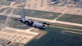 Aircraft military flying ac-130 spooky/spectre wallpaper
