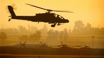 Apache helicopters boeing wallpaper