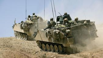 Armour nato isaf armoured personnel carrier royal Wallpaper