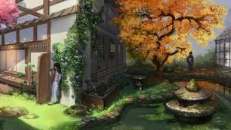 Asian architecture japan japanese clothes wallpaper