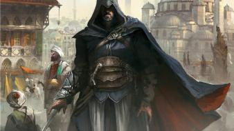 Assassins creed istanbul revelations ezio auditore da firenze wallpaper