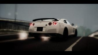 Auto v iv gtr spec-v gta gtr35 wallpaper