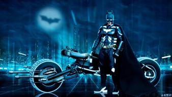 Batman tron legacy the dark knight homocide clown Wallpaper