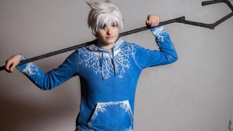 Boys rise of the guardians jack frost wallpaper