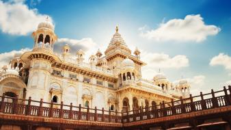 Buildings palace jaswant thada wallpaper