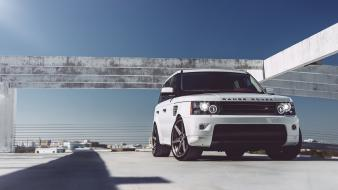 Cars range rover suv wallpaper