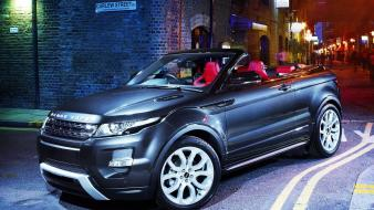Convertible range rover evoque wallpaper