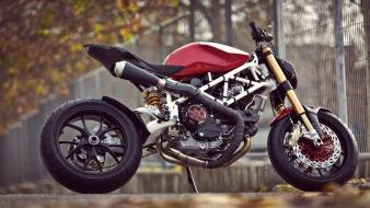 Ducati cafe racer wallpaper