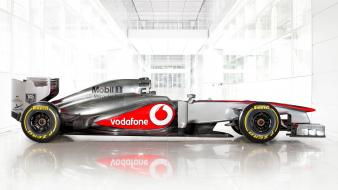 Formula one mclaren racing cars mp4-28 vodafone mercedes wallpaper