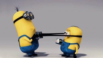 Funny minions Wallpaper