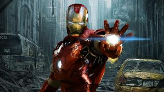 Iron man robots 2 hero avengers 3 wallpaper