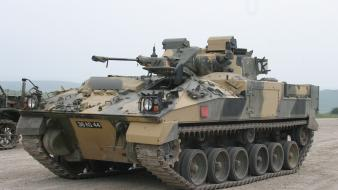 Isaf armoured personnel carrier basra warrior tracked wallpaper