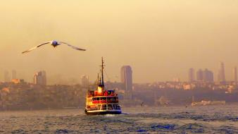 Istanbul turkey cityscapes wallpaper