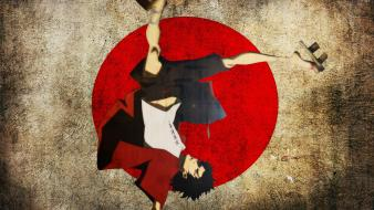 Japan samurai champloo mugen yoshairo wallpaper