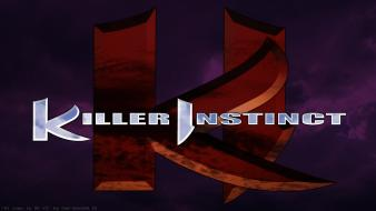 Killer instinct logo wallpaper