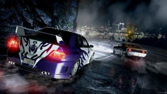 Lancer evolution need for speed carbon canyon Wallpaper