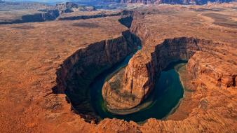 Landscapes canyon rivers wallpaper