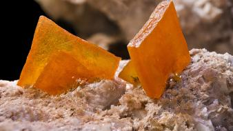 Macro minerals wallpaper