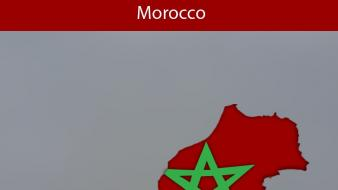 Maps africa world map morocco arab maroc wallpaper