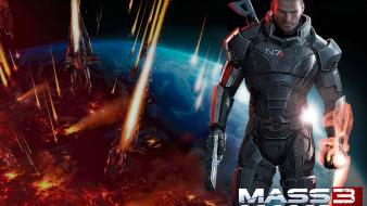 Mass effect 3 shepard wallpaper
