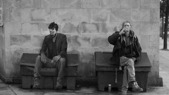 Men keanu reeves poor sad homeless person wallpaper