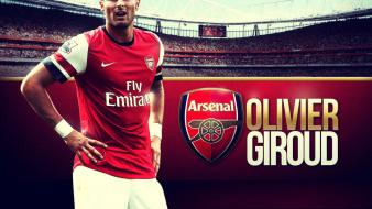 Olivier giroud arsenal wallpaper
