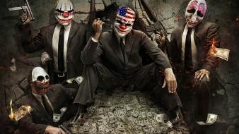 Payday the heist wallpaper