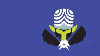 Powerpuff girls artwork mojo jojo tv series villians wallpaper
