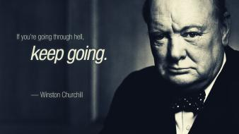 Quotes winston churchill historic inspirational motivation motivational wallpaper