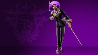 Saints row: the third zimos artwork video games wallpaper