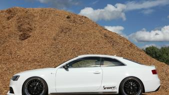 Skies white paint m5 exotic car tunning wallpaper