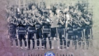 Teams john terry drogba petr cech ivanovic wallpaper