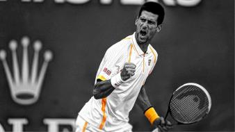 Tennis hdr photography novak djokovic monte carlo wallpaper