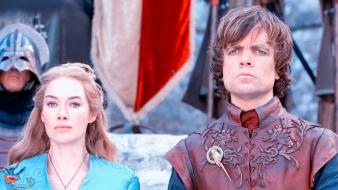 Tv series tyrion lannister peter dinklage cersei wallpaper