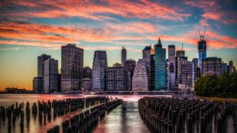 Usa new york city Wallpaper