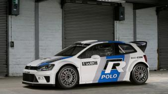Wrc volkswagen polo r vw wallpaper