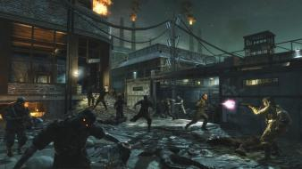 Zombies call of duty: black ops wallpaper