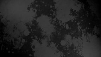 Abstract black grunge textures wallpaper