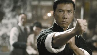 Actors ip man donnie yen wushu wallpaper