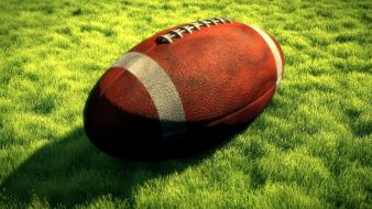 American football pitch nfl ball sports Wallpaper
