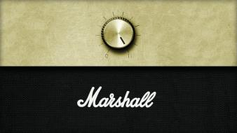Amplifiers marshall minimalistic music sound wallpaper