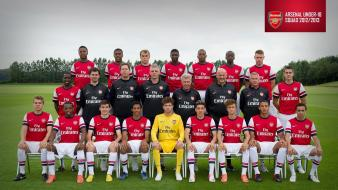 Arsenal fc squad football teams premier league wallpaper