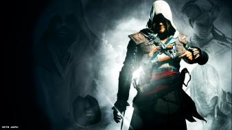 Assassins creed captain black flag iv edward kenway wallpaper