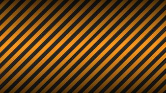Black yellow textures simple background stripes wallpaper