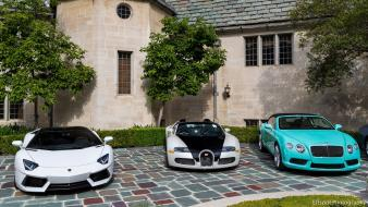 Cars bugatti bentley lambo wallpaper