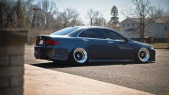 Cars tuning honda accord stance wallpaper