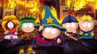 Cartman kenny mccormick kyle broflovski south park wallpaper