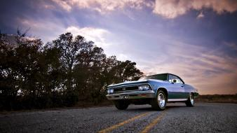 Chevrolet camaro ss cars muscle roads wallpaper